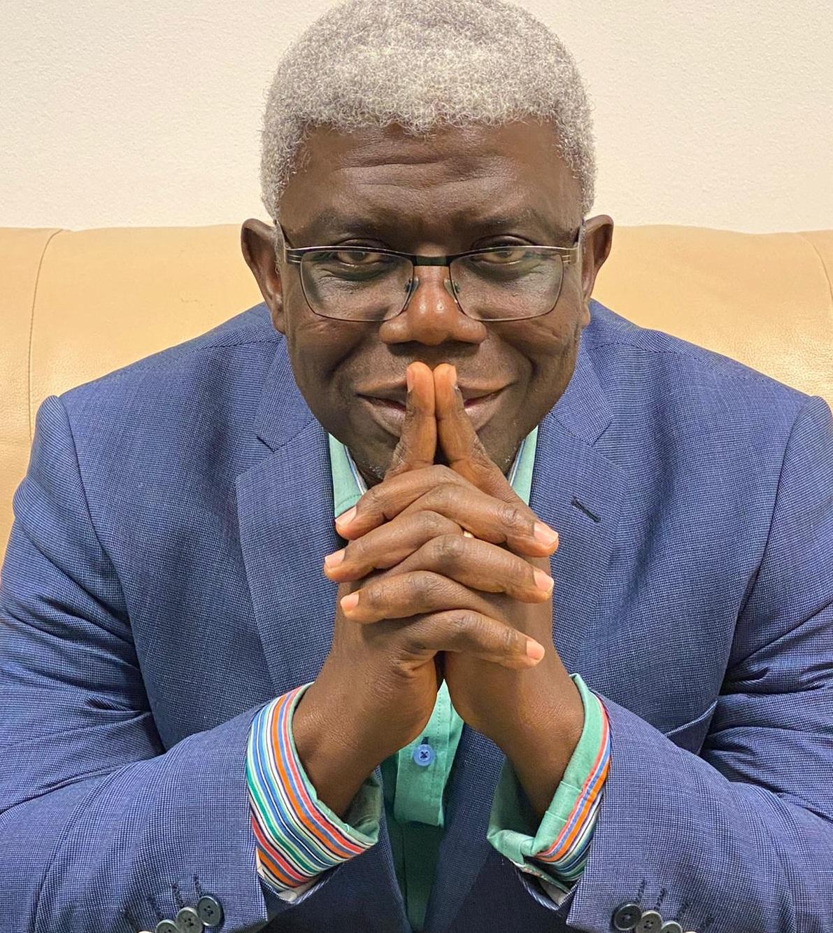 Pastor Charles Frimpong