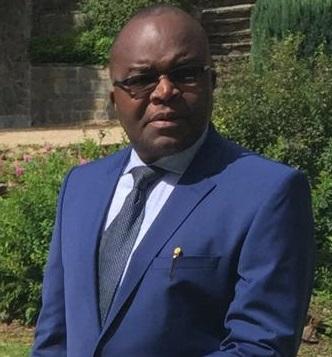 Pastor Jacques Musungay