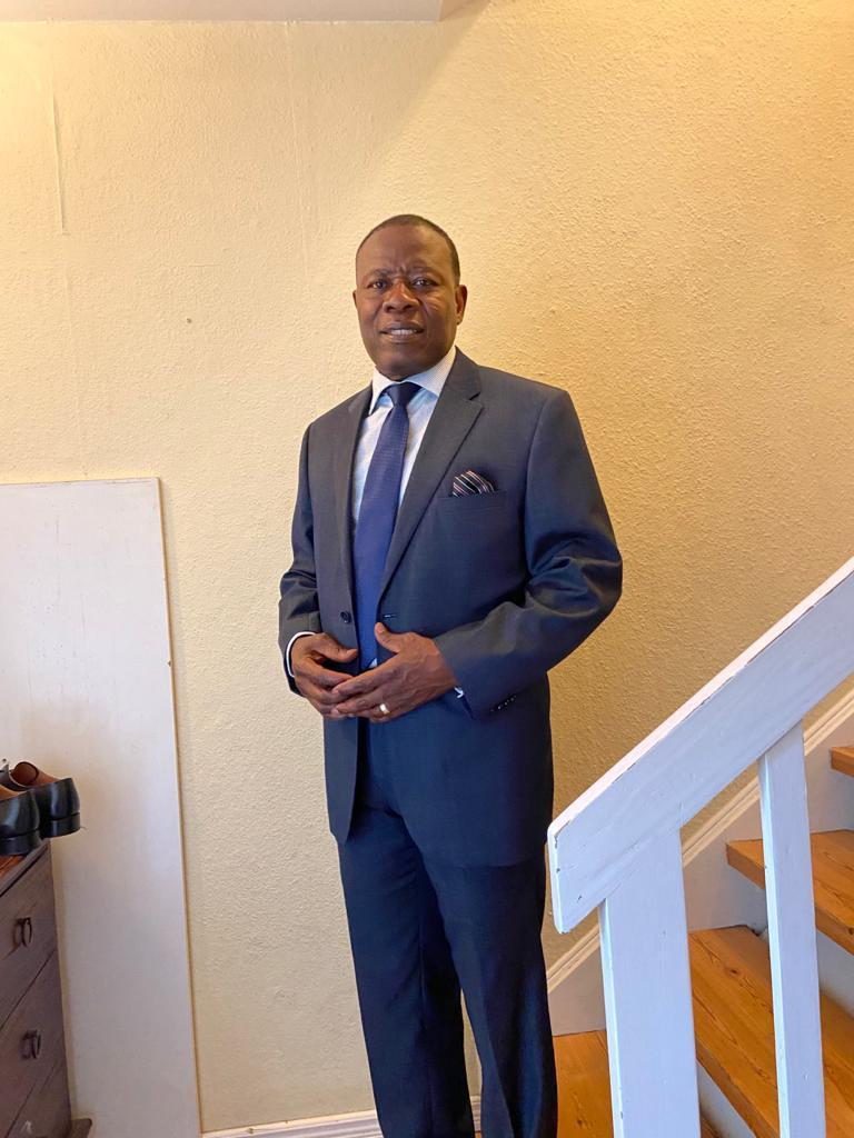 Pastor Tony Acheampong